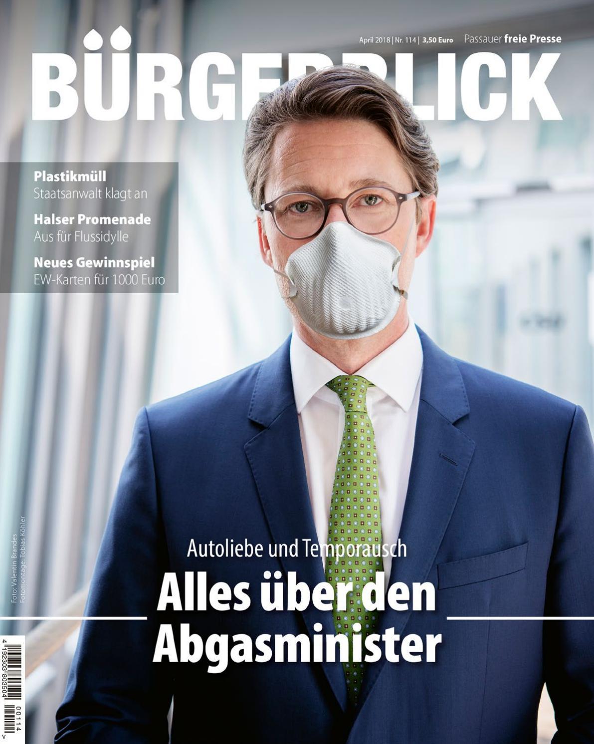 Bürgerblick Nr. 114 by Hubert Jakob Denk - issuu