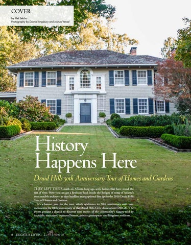 Page 8 of Druid Hills Tour of Homes