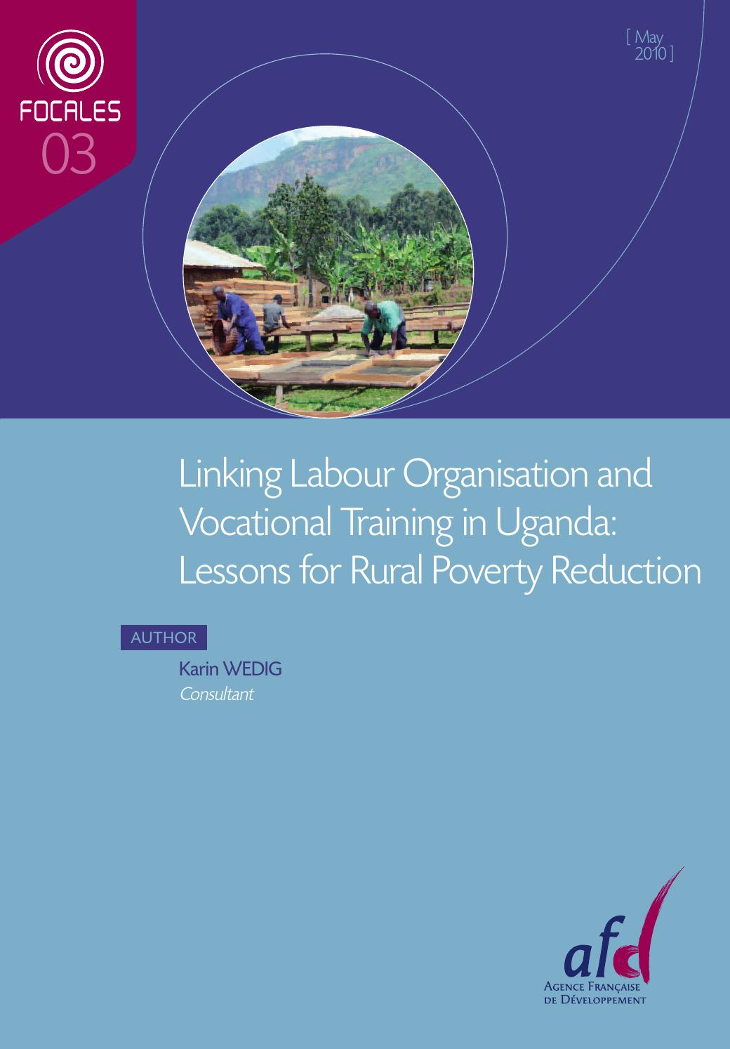Linking Labour Organisation and Vocational Training in