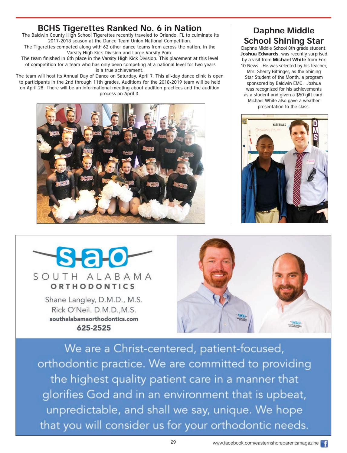 Eastern Shore Parents Magazine April 2018 by KeepSharing - issuu