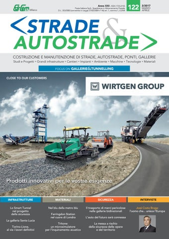 S A 122 Marzo Aprile 2017 by Strade Autostrade - EDI-CEM Srl - issuu 7771d22459b