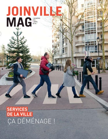 Joinville Le Pont Magazine N270 Avril 2018 By Mairie De Joinville