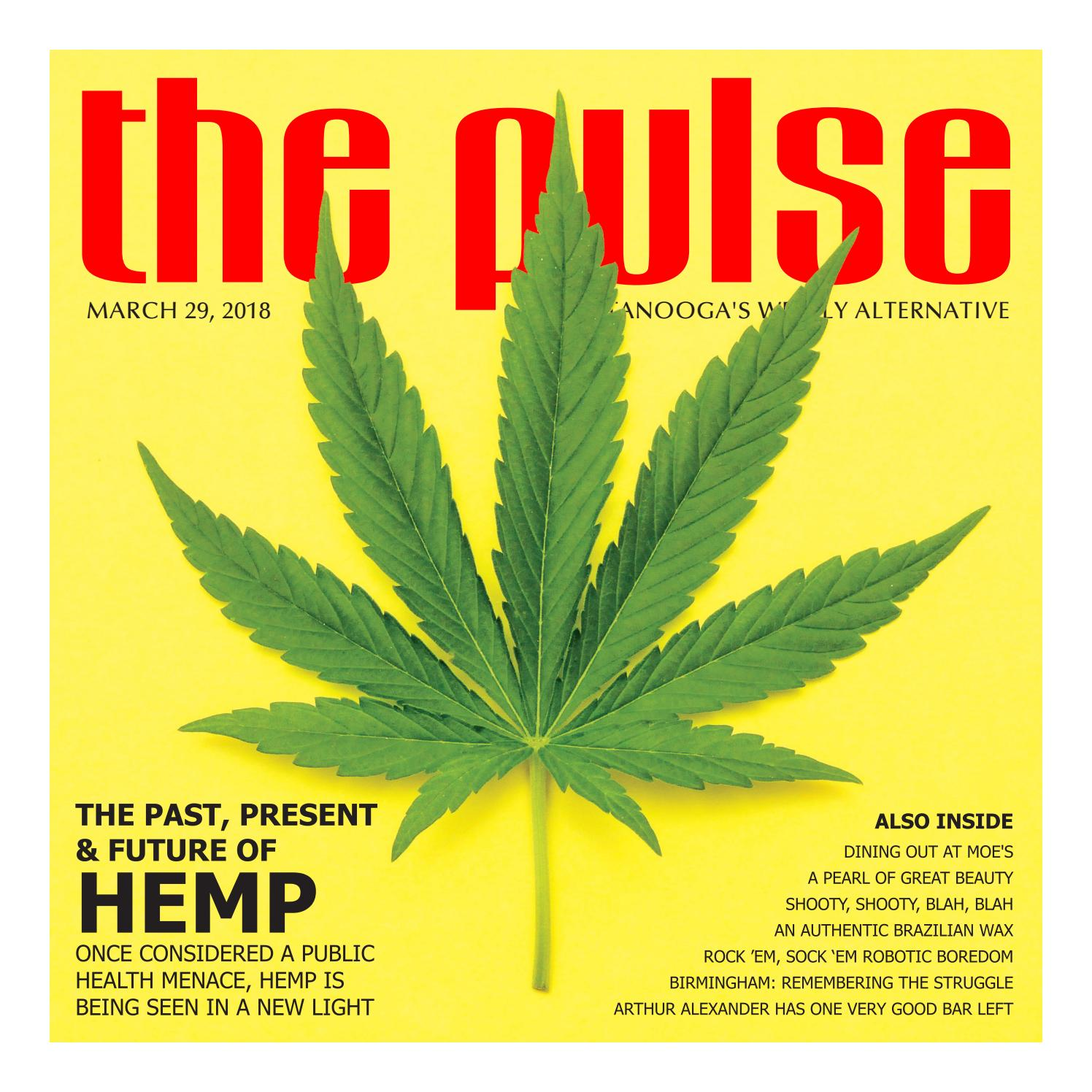The Pulse 15 13 » March 29, 2018 by Brewer Media Group - issuu
