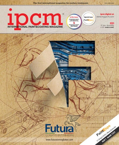 ffd17f26f161 ipcm® n. 50 - March April 2018 by ipcm® International Paint Coating ...