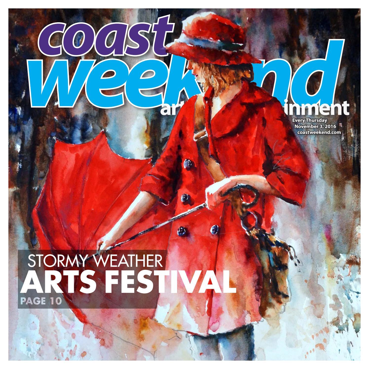 Coast Weekend November 3 fe1960059
