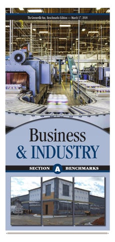 Benchmarks 2018 section a business industry by the greeneville the greeneville sun benchmarks edition x20acx201d march 17 2018 m4hsunfo