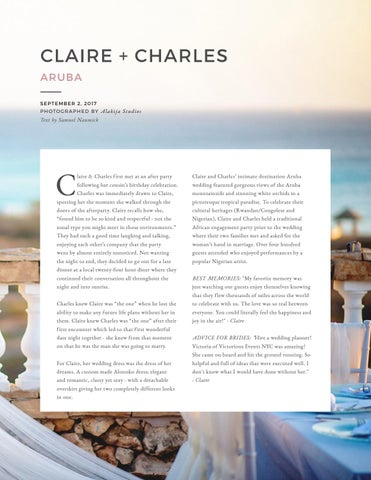 Page 127 of Real Weddings: Claire + Charles
