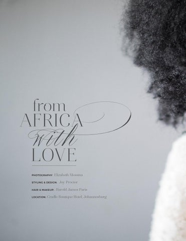 Page 44 of From Africa with Love