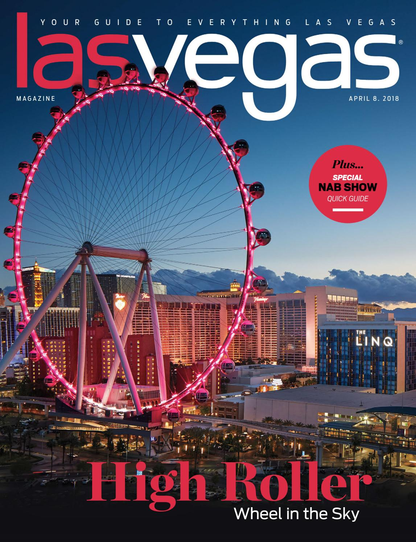2018-04-08 - Las Vegas Magazine by Greenspun Media Group - issuu