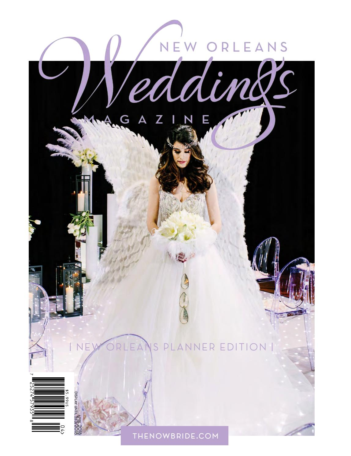 New Orleans Weddings Magazine Spring+Summer 2018 Edition by ...