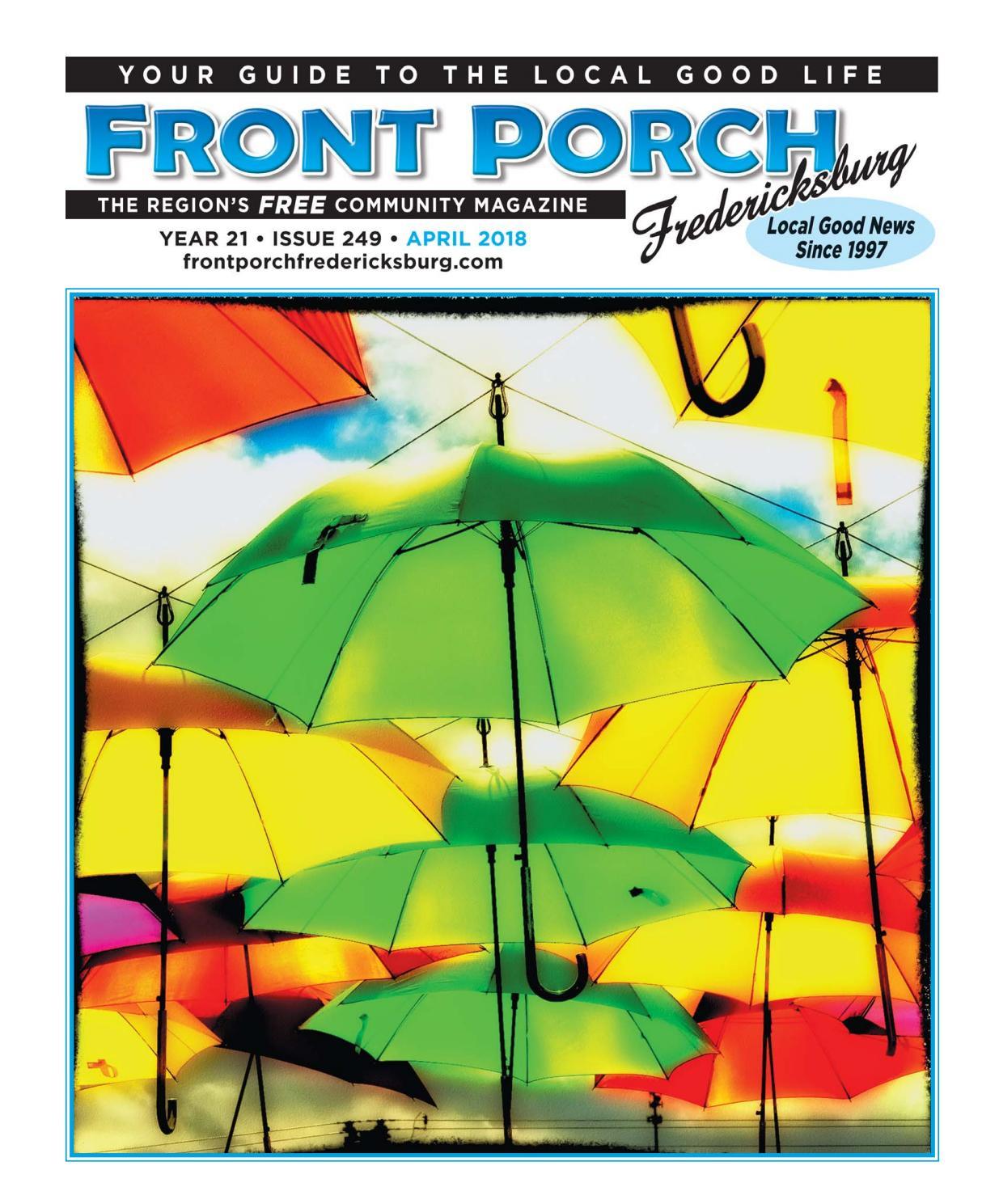 cc64ff89c77c Front Porch Fredericksburg - April 2018 by Virginia Grogan - issuu