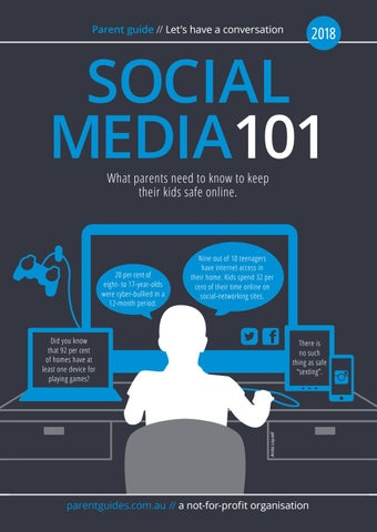 Parent guides social media 101 by Parenting Guides Ltd - issuu