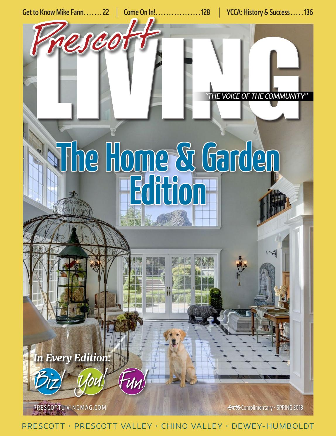 Prescott LIVING Magazine by ROX Media Group - issuu