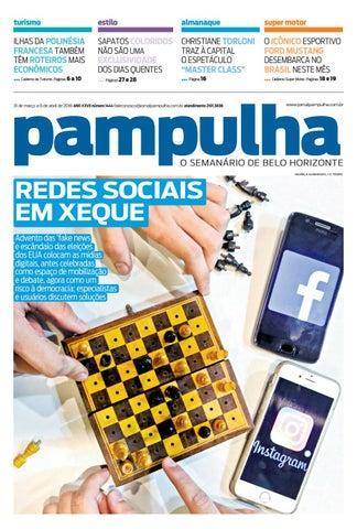 f9327227b Pampulha, sábado - 31/03/2018 by Tecnologia Sempre Editora - issuu