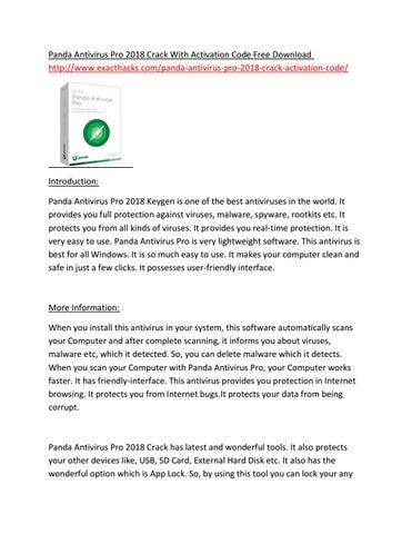 fast scan antivirus free download