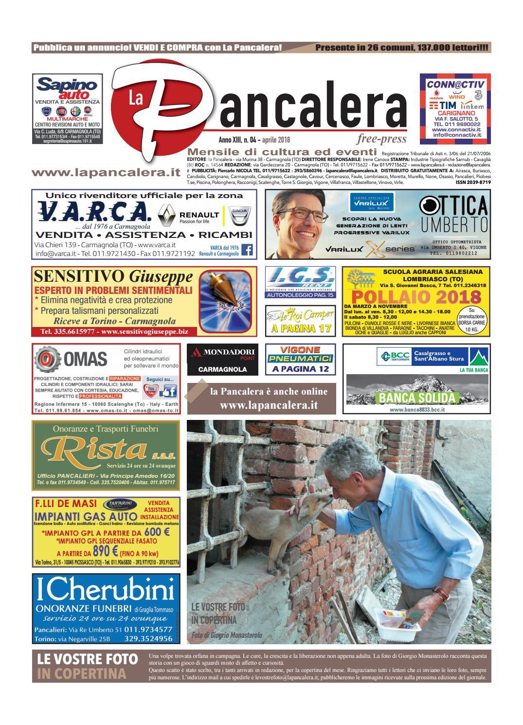La Pancalera Aprile 2017 By La Pancalera Issuu