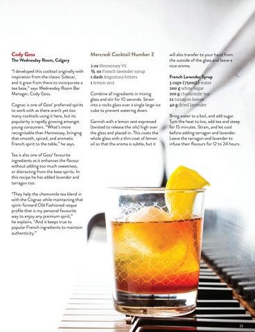 Page 23 of Cocktails Français