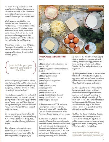 Page 27 of Step by Step: Souffles