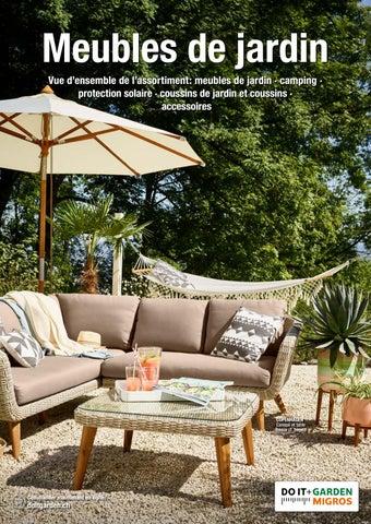 Coussin 52 cm en beige-étanche-Jardin Coussin dehors Sol Coussin LOUNGE