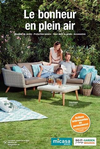 D Ald Fr Le Bonheur En Plein Air By Migros Issuu