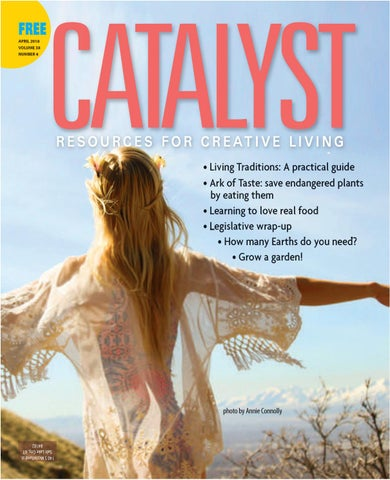 Catalyst Magazine April 2018 By Catalyst Magazine Issuu