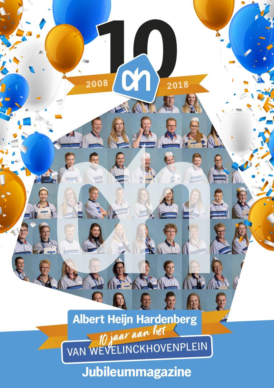 Dekbed Albert Heijn.Jubileummagazine Albert Heijn Hardenberg By Albert Heijn Hardenberg