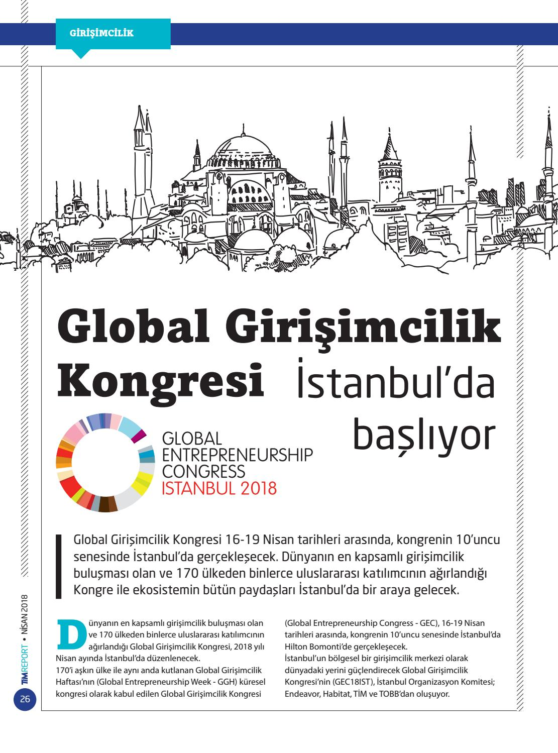 Timreport 158 by Turkish Exporters Assembly - issuu