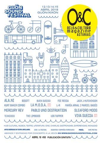 O&C Magazine Asturias nº50 Abril 2018 by O&C magazine - issuu