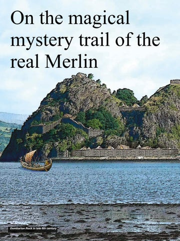 Page 8 of On the magical trail of the real Merlin