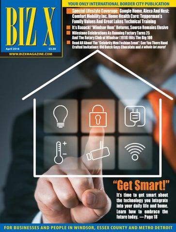 49bc2ec36b38 Biz X magazine April 2018 by Biz X magazine - issuu