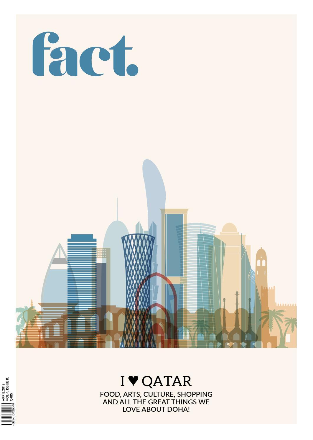 FACT Qatar April 2018 by Fact Magazine - issuu