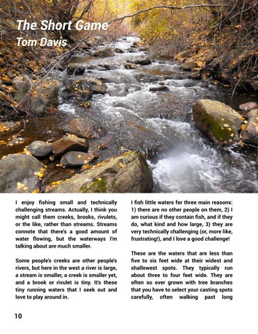 Page 12 of The Short Game - Tom Davis
