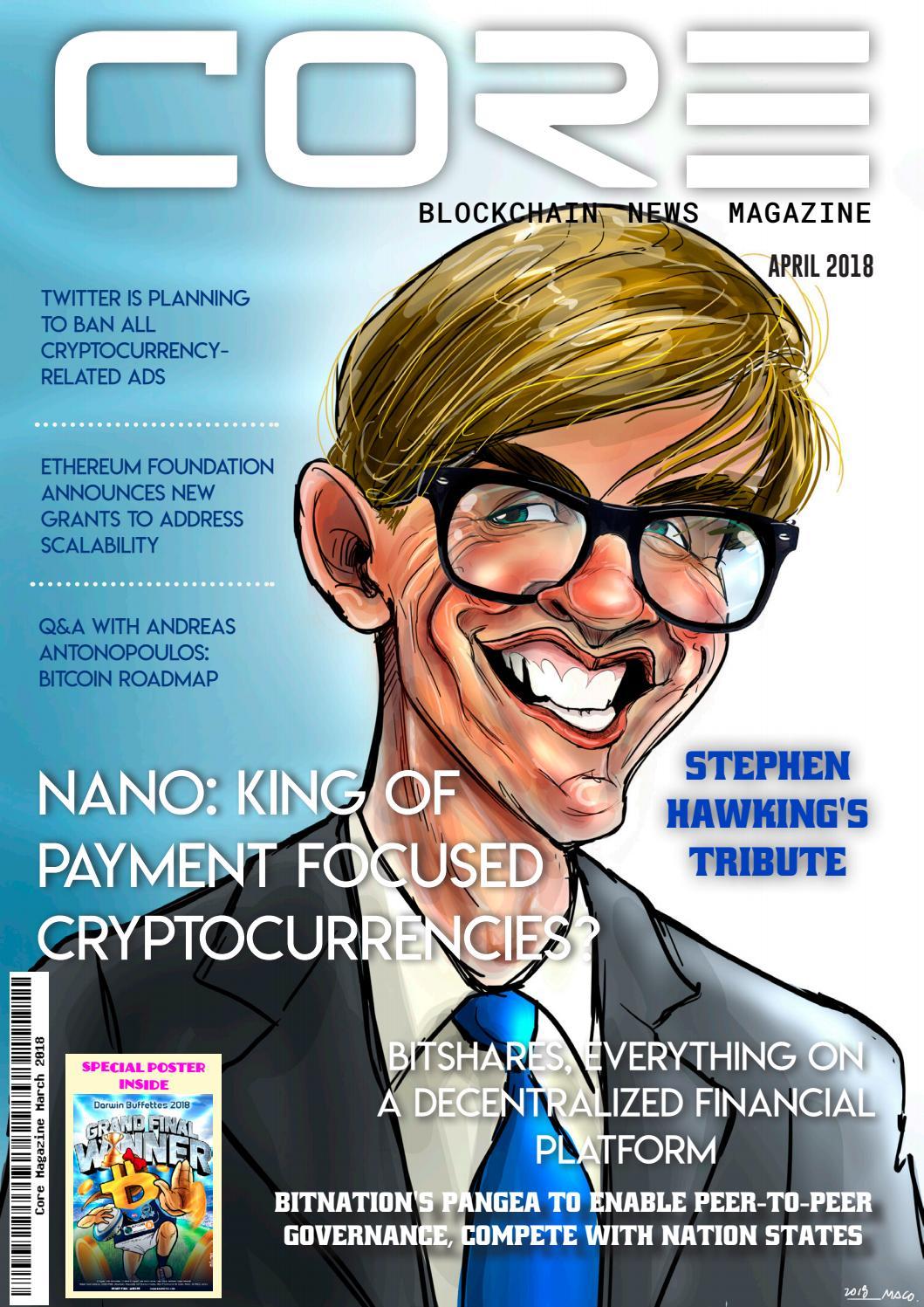 Core Magazine April 2018 by Crypto Core Media - issuu