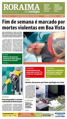 eb2d88e818 Jornal roraima em tempo – edição 898 by RoraimaEmTempo - issuu