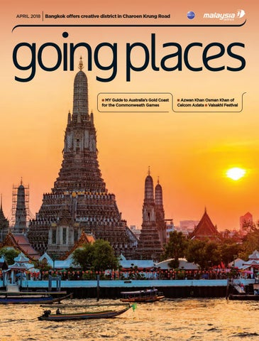 Going places april 2018 by spafax malaysia issuu