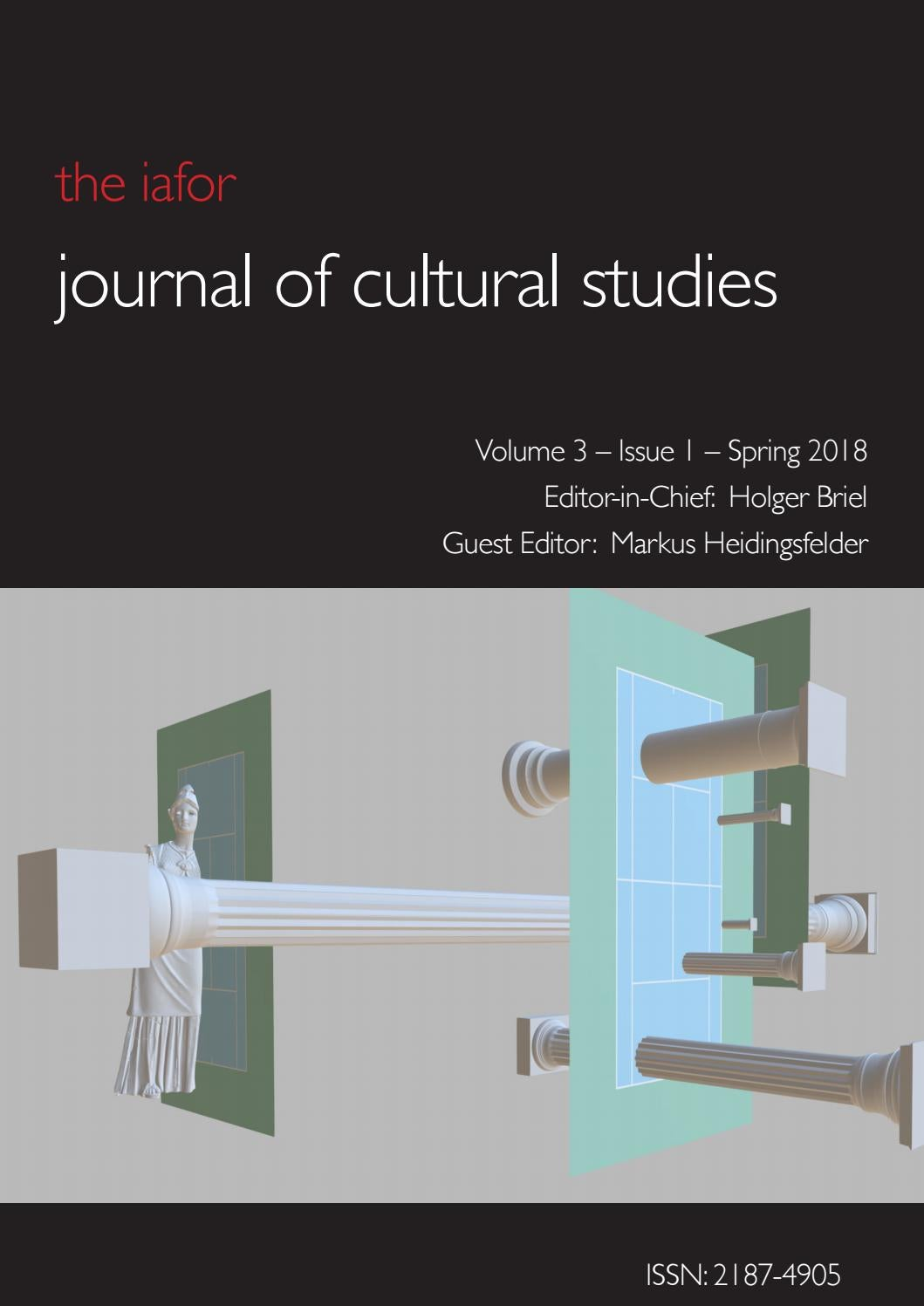 Iafor Journal Of Cultural Studies Volume 3 Issue 1 Spring 2018 By Circuit Symbols Innovation Celebrities Electronics Components Issuu