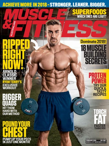 muscle and fitness magazine keto diet