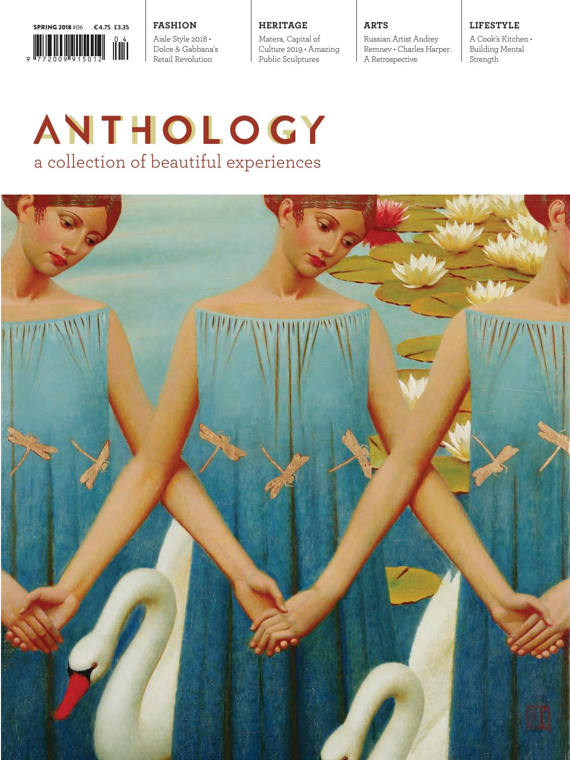 Anthology Issue 6 Spring 2018 By Lynne Clark Issuu