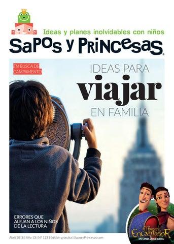 81f3468d16 123 Sapos y Princesas Abril 2018 by SAPOS Y PRINCESAS - issuu