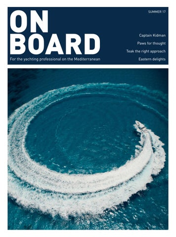 0361277037 ONBOARD Magazine summer 2017 by Plum Publications - issuu