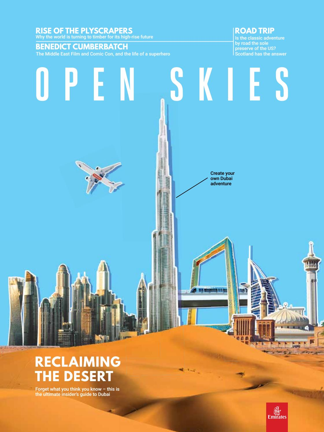 Open Skies April 2018 By Motivate Publishing