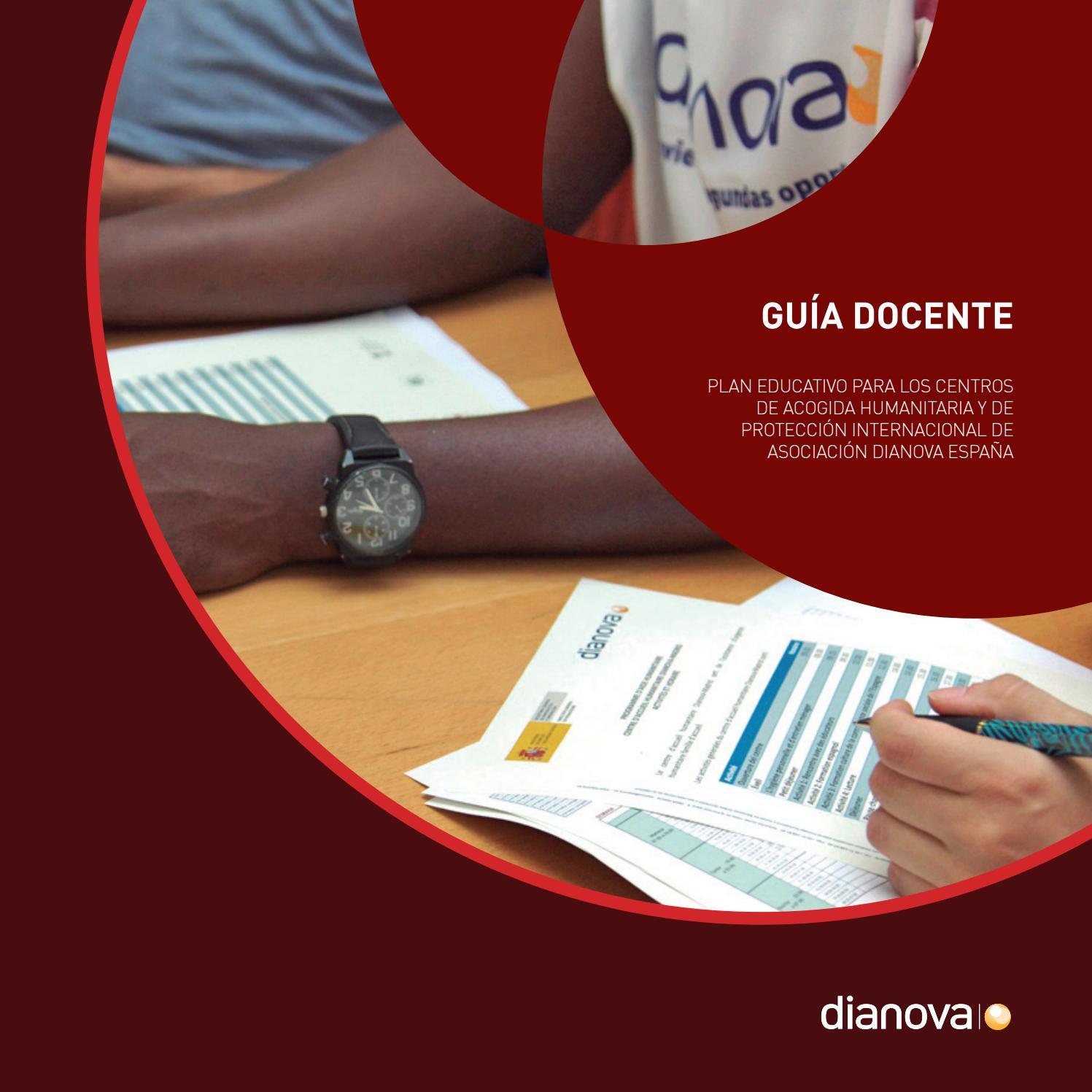 Guía docente Dianova by Dianova España - issuu