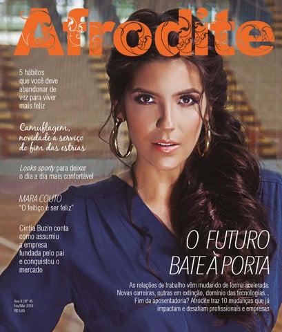 1a68da6b8 Afrodite45 by RevistaAfrodite - issuu