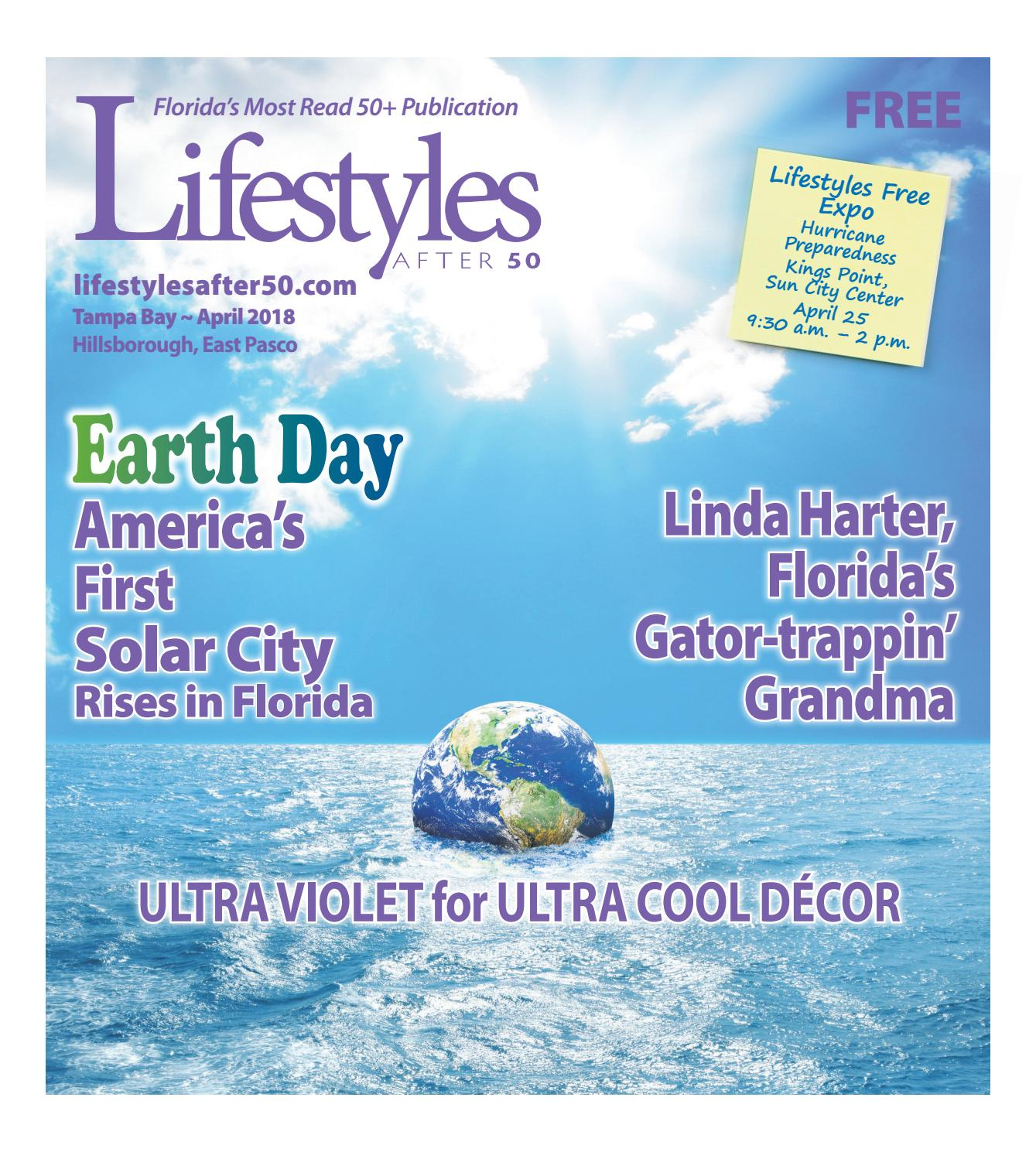 Lifestyles After 50 Tampa Bay, Hillsborough, East Pasco Edition ...