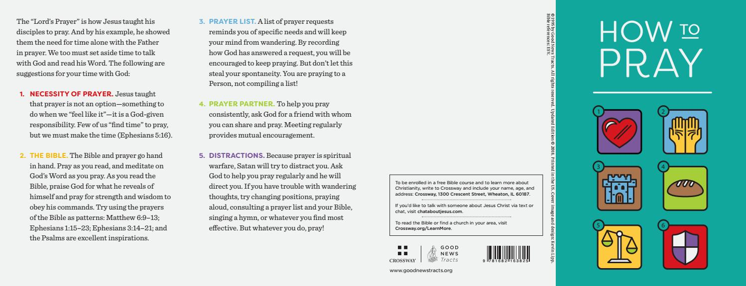 How to Pray by Crossway - issuu