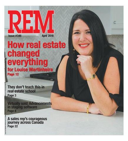 10e83990cc47 April 2018 by Real Estate Magazine (REM) - issuu