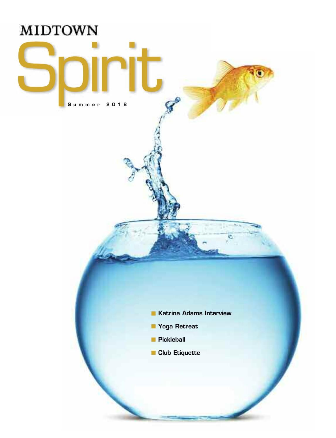 1d2fa596 Spirit Magazine Summer 2018 by Midtown Athletic Clubs - issuu