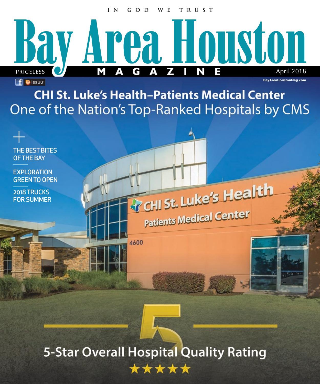 Bay Area Houston Magazine April 2018 by Bay Group Media - issuu