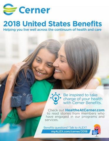 2018 United States Cerner Benefits Brochure by CernerCorporation - issuu