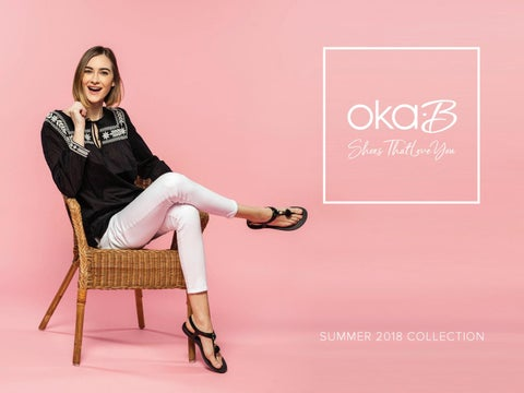 8fb846d4c1f8 Oka-B Spa Catalog 2019 by Oka-B Shoes - issuu